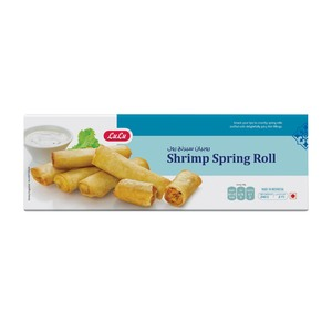 Lulu Shrimp Spring Roll 240g