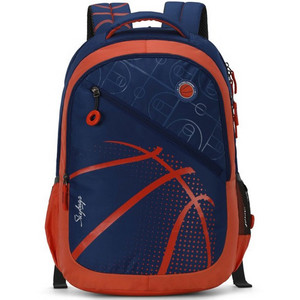 Skybags School Back Pack Figo SKBPFIG4 Blue 18inch