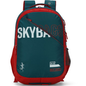 SkyBags School Back Pack Figo Extra SKBPFIGE3 Teal 19inch