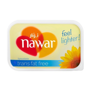Nawar Spreadable Margarine Trans Fat Free 250g