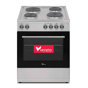Veneto Hot Plate Cooking Range L660SX.VN 60x55 4Hot Plates