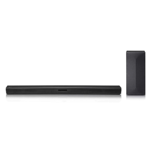 LG SK4D 2.1 Channel 300W Sound Bar with Wireless Subwoofer and Bluetooth