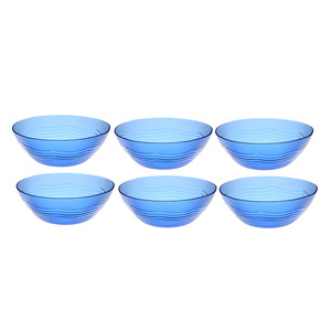 BBC Glass Bowl Set 6pcs GB90525