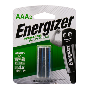 Energizer Rechargeable AAA Battery NH12