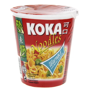 Koka Noodles Vegetable Flavour 70g