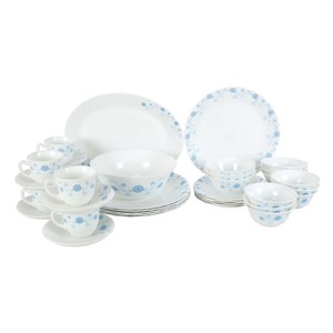 Cello Dinner Set Blue Lagune 38pcs