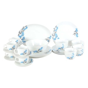 Cello Dinner Set Azzure Blume 38pcs