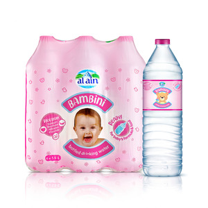 Al Ain Bambini Bottled Drinking Water 1.5Litre
