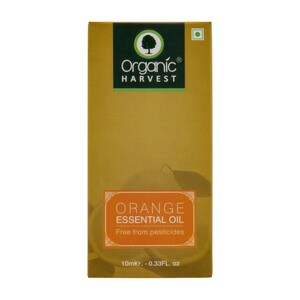 Organic Harvest Orange Oil 10ml