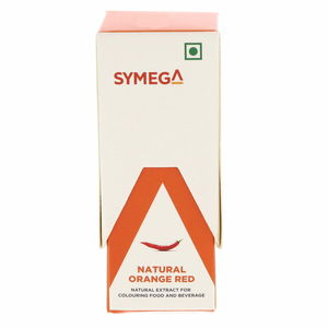 Symega Natural Orange Red 25g