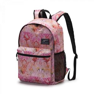 PUMA Academy Backpack Pink Jungle 07573302