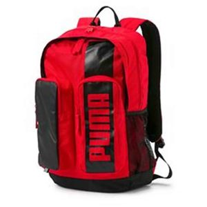 PUMA Deck Backpack II Red 07575903