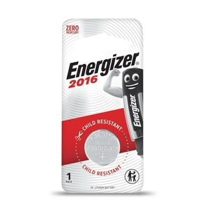 Energizer Lithium Battery CR2016 1pc