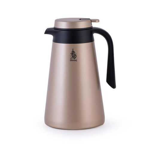 Dimlaj Stainless Steel Flask 1.5Ltr  Assorted Color