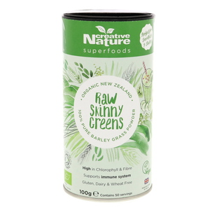 Creative Nature Pure Barley Grass Powder 100g