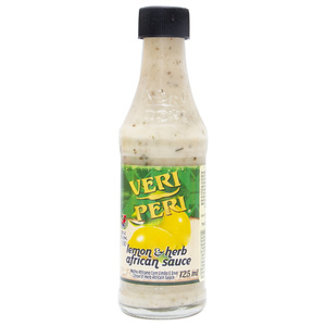 Veri Peri African Sauce Lemon & Herb 125ml