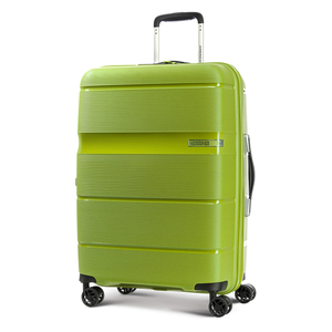 American Tourister Linex 4Wheel Hard Trolley 66cm Lime