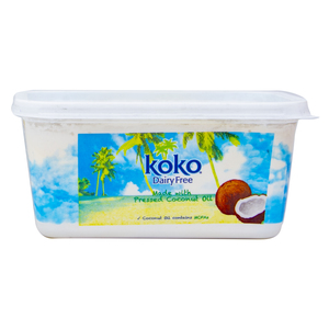 Koko Dairy Free Made With Pressed Coconut Oil 500g