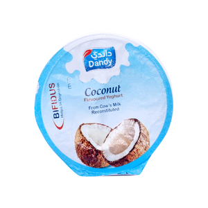 Dandy Coconut Flavoured Yoghurt 120g