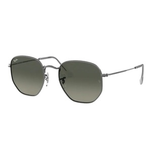 Ray-Ban Unisex Sunglass Hexagonal 3548N004/7154