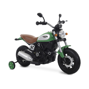 Skid Fusion Rechargeabl Kid's Motor Bike Assorted QK-307