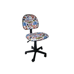 Maple Leaf Home Study Chair Printed C217 Assorted