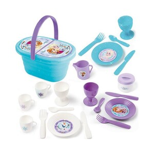 Smoby Frozen Picnic Basket With Accessories 310578