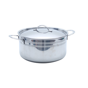 Chefline Dutch Oven Stainless Steel VTNMD-26 26cm