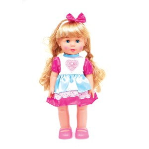 Fabiola Battery Operated Function Baby Doll 68037