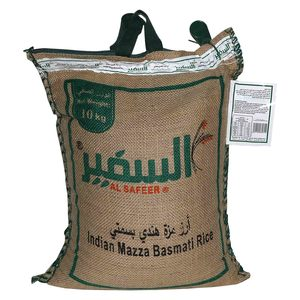 Al Safeer Indian Mazza Basmati Rice 10kg