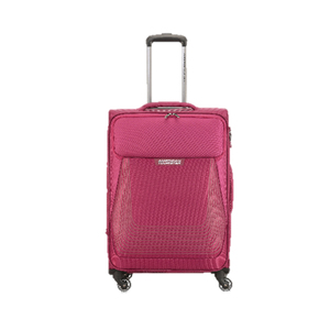 American Tourister Southside 4Wheel Soft Trolley 55cm Magnet