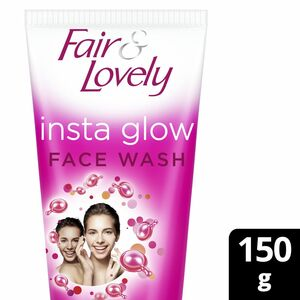 Fair & Lovely Instant Glow Face Wash All Skin Types 150g