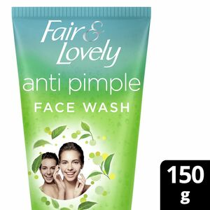 Fair & Lovely Fairness Face Wash with Japanese Green Tea 150g
