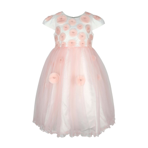 Cortigiani Girls Party Frock GHUCI 2-8 Y