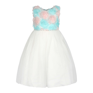 Cortigiani Girls Party Frock J68095 6- 12 Y