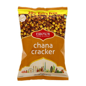 Bikaji Chana Cracker 200g