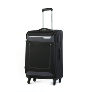 American Tourister Jackson 4Wheel Soft Trolley 80cm Black