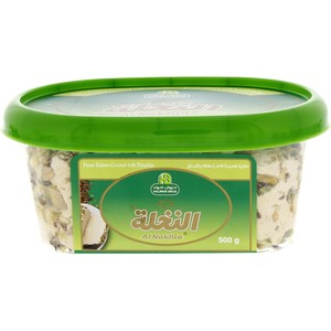 Halwani Finest Halawa Covered With Pistachio 500g