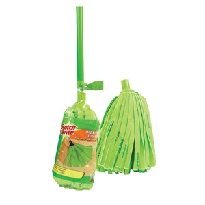Scotch Brite Floor Mop with Stick 1pc + Refill 1pc