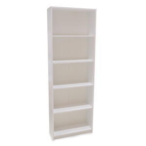 Maple Leaf Home Bookshelf 5 Layer White Color