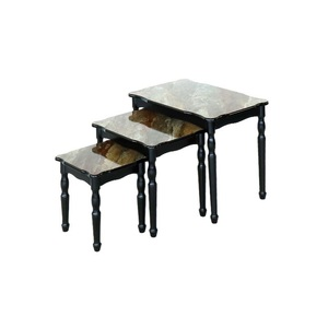Maple Leaf Home Nesting Tables 3pcs Set B-D2