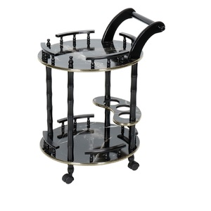 Maple Leaf Home Serving Trolley 60x50x80cm 901D-B5