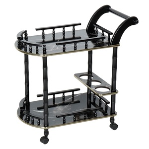 Maple Leaf Home Serving Trolley 70x40x80cm 900A-B5