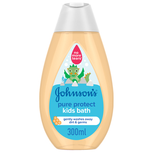 Johnson's Bath Pure Protect Kids Bath 300ml