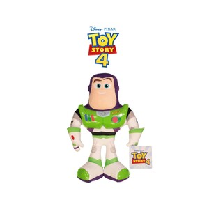 Disney Plush Toystory Action Buzz 10