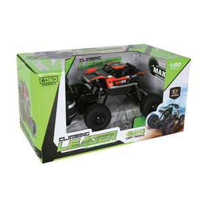 Skid Fusion Remote Control Climbing Car 4WD 649A Assorted Color