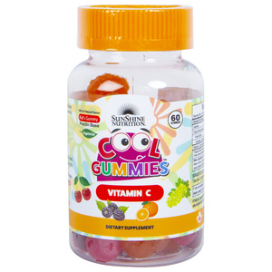 Sunshine Nutrition Cool Gummies Vitamin C 60pcs