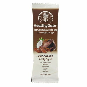 Healthy Date Natural Date Bar Chocolate 30g