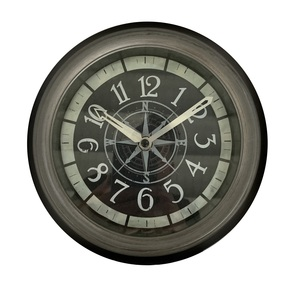 Maple Leaf Home Wall Clock PRM-9001 9inch