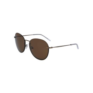 Dkny Women's Sunglass 101S59 Round Brown